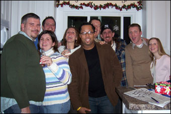 Lower East Side Malt Liquor Posse - Christmas 2005