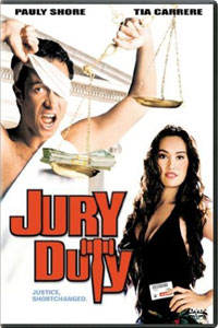 I hope jury duty is half as much fun as this movie makes it out to be.
