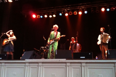 Dan Zanes at the Harro East