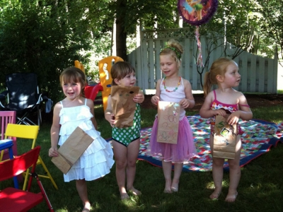 Maddie's Party
